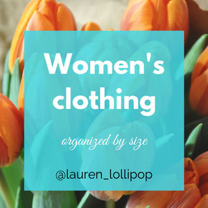 Other - Lots of Women's Clothing! Scroll through my closet